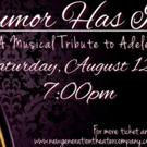 Full Cast Announced for Musical Tribute to Adele RUMOR HAS IT