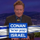 TBS's CONAN Heads to Israel for Special Primetime Episode Airing This September