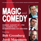 South Shore Theatre Experience & Parlor of Mystery Present MAGIC & COMEDY