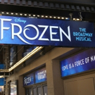 Up on the Marquee: FROZEN