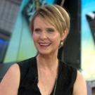 VIDEO: Tony Winner Cynthia Nixon Talks New Film & Possible Run for NY Governor