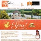 ELEGANT YOU TEA PARTY to Present Women of Purpose Award Photo