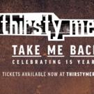 Thirsty Merc 15th Anniversary 'Take Me Back' Tour Announced