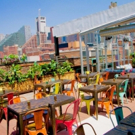 Bar of the Week:  CANTINA ROOFTOP in Hell's Kitchen NYC