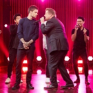 VIDEO: James Corden & Liam Payne Face Off in Epic Boy Band Riff-Off