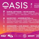 Marrakech's Oasis Festival Releases Final Lineup, Announces Day by Day Schedule