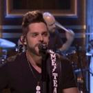 VIDEO: Thomas Rhett Performs 'Unforgettable ' on TONIGHT SHOW
