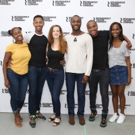 Photo Coverage: Meet the Company of Roundabout Underground's TOO HEAVY FOR YOUR POCKE Photo
