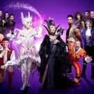 Photo Flash: First Look at Elaine Paige, Julian Clary, and Cast of DICK WHITTINGTON at the London Palladium