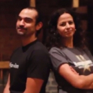 VIDEO: Javier Munoz and Mandy Gonzalez Swap Roles for #Ham4All
