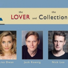 THE LOVER and THE COLLECTION Double Bill Set for Shakespeare Theatre Company