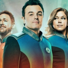 FOX's THE ORVILLE Ranks As No. 1 Entertainment Program of the Week