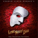 Cast Announced for Andrew LLoyd Webber's LOVE NEVER DIES Tour, Kicking Off in Detroit