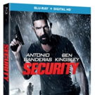 Antonio Banderas Stars in SECURITY, Coming to Digital, On Demand & Blu-ray/DVD This September