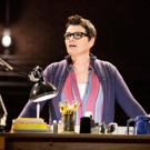 Kate Shindle as Alison Bechdel in FUN HOME