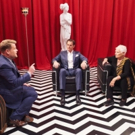 VIDEO: Judi Dench Finds Herself in the 'Twin Peaks' Red Room on LATE LATE SHOW