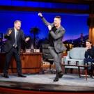 VIDEO: Channing Tatum Breaks Out in Impromptu Dance Battle on 'CORDEN'