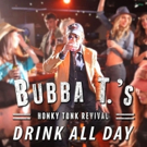 Bubba T's Debut Single 'Drink All Day' Video Premieres on The Country Network