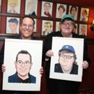 Photo Coverage: Michael Moore & Michael Mayer Unveil New Portraits for the Fabled Wal Photo
