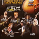 A Tribute To Les Paul: Live From Universal Studios Hollywood Coming Today