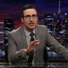 HBO Renews LAST WEEK TONIGHT WITH JOHN OLIVER for Three Seasons