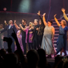 Photo Flash: Take That, Lulu and Company Celebrate Tim Firth's New Musical THE BAND on Opening Night