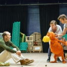 Photo Flash: Inside Rehearsal for DR. SEUSS'S THE LORAX at The Old Vic Photo