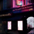 John McLaughlin's 'Live at Ronnie Scott's' Out 9/15