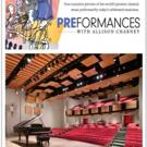 PREformances with Allison Charney Launches Season Nine at Merkin Concert Hall at Kauf Photo