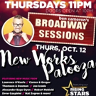 BROADWAY SESSIONS Offers up New Music Tonight!