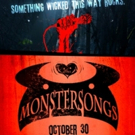 Graphic Novel Rock Album MONSTERSONGS Out Today Photo