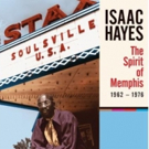 Isaac Hayes being Honored with New Retrospective 'The Spirit Of Memphis (1962-1976)'