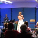 Liza Pulman Moves Show Downstairs for Disabled Access Patrons Photo