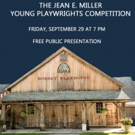 Dorset Theatre Festival Names Winners of 5th Annual Jean E. Miller Young Playwrights Competition