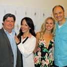 Photo Flash: THE HONEYMOONERS Company Meets the Press at Paper Mill Photo