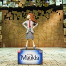 Photo Flash: LEGO Matilda Unveiled in the West End in Honor of Roald Dahl Day
