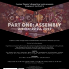 Scapegoat Carnivale Theatre to Celebrate 10 Years with OEDIPUS PART ONE: ASSEMBLY