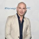 Pitbull & Norwegian Cruise Line Celebrate Norwegian Escape's Arrival To NYC Photo