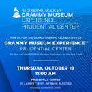 SCHOOL OF ROCK Star, Cissy Houston Set for GRAMMY Museum Experience Grand Opening in Newark