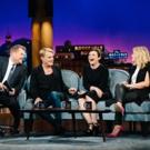VIDEO: Ginnifer Goodwin, Eddie Izzard & Jillian Bell Visit 'JAMES CORDEN'