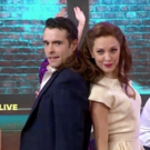 VIDEO: Laura Osnes, Corey Cott & BANDSTAND Cast Perform 'Nobody' Live on GMA