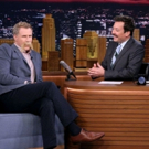 VIDEO: Will Ferrell Chats New Comedy THE HOUSE & More on 'TONIGHT'