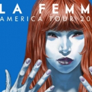LA FEMME Announces 'America Tour 2017' Tour Dates with Ticketmaster
