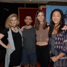 Exclusive Photo Coverage: WAR PAINT Cast Can't Wait for Christmas on This Edition of Carols For A Cure!