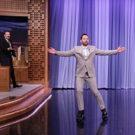 VIDEO: OH, HELLO's Nick Kroll 'Kroller-Skates' Onto TONIGHT SHOW Stage