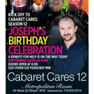 CABARET CARES Kicks Off Season 12 at the Metropolitan Room
