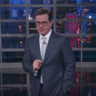 VIDEO: Stephen Colbert Says Trump Twitter Rants Have Reached  'New Low'
