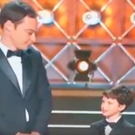 VIDEO: Jim Parsons & Iain Armitage Present on 69th Primetime EMMY AWARDS
