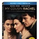 MY COUSIN RACHEL Arrives on Blu-ray, DVD & Digital HD on 8/29