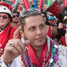 2017 Running of The RollerBulls in New Orleans Turns It Up a Notch